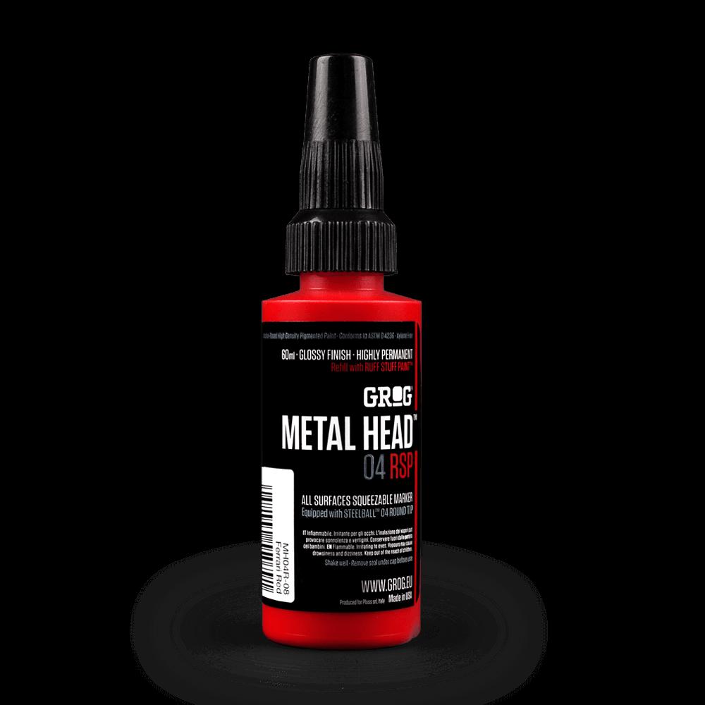 GROG METAL HEAD 04 RSP