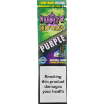 Blunty - Juicy Hemp Wraps Purple