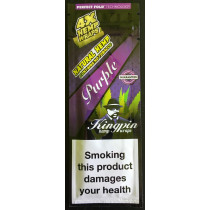 Kingpin Hemp Wrap - Purple