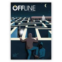 Offline Vol. 5 graffiti magazin