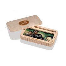 Baliaci box s viečkom