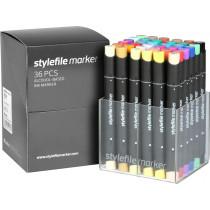 STYLEFILEMARKER 36 main A set