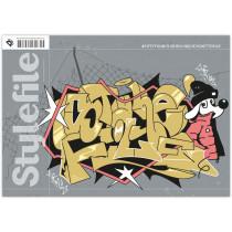 Stylefile #54 - graffiti magazín