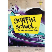 Graffiti school german edition Urban Media kniha